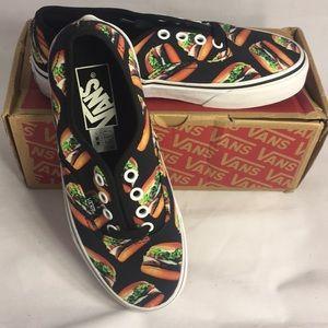 Vans Hamburger Men's 3.5/Women's 5 Skate Shoes